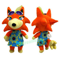 """Animal Crossing New Horizons Audie 8"""" Soft Plush Toy Stuffed Doll Limited Gifts"""