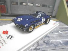 CHEVROLET CORVETTE GRAND SPORT Roadster #10 Penske Sebring 1966 SP TSM 1:43