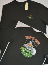 Tommy Bahama Relax TShirt Par-B-Que Barbecue Graphic Tee Size S Small NWT