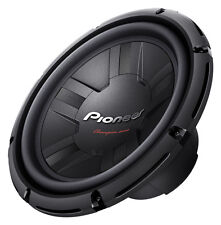 "NEW PIONEER TS-W311 12"" INCH 30cm 4Ω SINGLE VOICE COIL FREE AIR SUB SUBWOOFER"