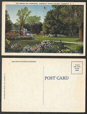 Old Postcard - Cazenovia, New York - Junior College