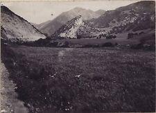 Maghreb Algérie Tunisie Vintage argentique ca 1900