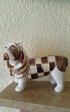 or tilia Porzellan Hund.Made in Portugal. 14 cm hoch.Top Zustand.