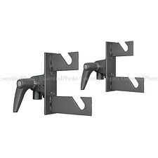 Double Background Brackets (Pair) Light Stand Boom Accessories Studio Essential