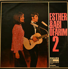"ESTHER & ABI OFARIM - 2 12"" LP (T 577)"