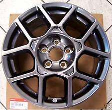 """2007-2008 ACURA OEM TL TYPE-S FACTORY SET OF CARBON WHEELS 17"""" WITH CENTER CAPS"""