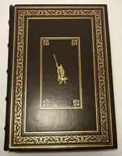 The Franklin Library DON QUIXOTE by CERVANTES Illustrated by GUSTAVE DORE - MINT