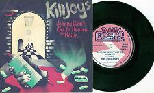 "Killjoys - Johnny Won't Go To Heaven 7"" FIRST PRESS Dexys Midnight Runners Punk"