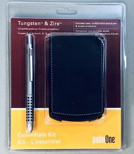 NEW Palm One 3208WW Tungsten and Zire Essentials Kit