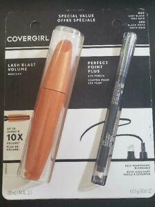 Covergirl Lash Blast Volume Mascara w/Perfect Point Eye Pencil