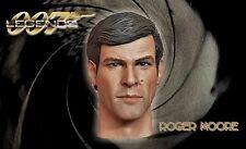 1/6 James Bond Roger Moore Head Sculpt    Pierce Brosnan Clothing Timothy Dalton