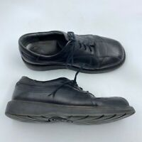 Mephisto Mens Oxfords Shoes Black Lace Up Bicycle Toe Low Top 8.5 EUR 42.5
