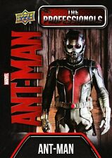 Ant-Man Movie The Professionals Chase Trading Card Set