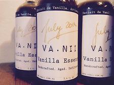 VA.NII Handcrafted Organic Pure Vanilla Extract 1000ml 1l
