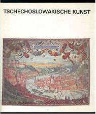GAWLIK LADISLAV TSCHECHOSLOWAKISCHE KUNST ORBIS 1985 ARTE CECOSLOVACCHIA