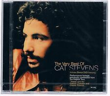 CAT STEVENS THE VERY BEST OF CD + DVD F.C.  SIGILLATO!!!