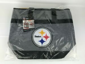 Coleman Grocery Getter Insulated Bag Pittsburgh Steelers NFL Thermal New w/ Tags