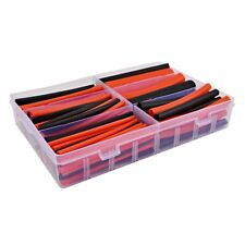 130 x Dual Wall Adhesive Marine Heat Shrink Kit-3: 1 Shrink Ratio-and Red U8Z5
