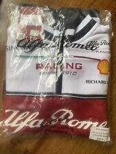 Alfa Romeo Racing F1 Women's Team Technical Sweatshirt Size M