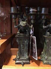 Disney Parks The Haunted Mansion Gargoyle Candle Holder New