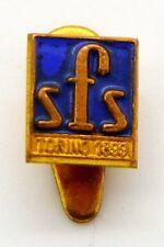 Distintivo S.F.S. Società Fotografica Subalpina Torino 1899 cm 1 x 1,3
