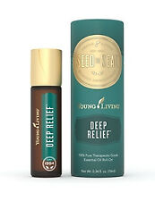 Young Living Deep Relief Roll-on Relieve Muscle Soreness Essential Oils~New~10ml