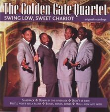 The Golden Gate Quartet - Swing low sweet chariot - CD -