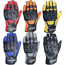 RadMasters, Motocross Motorradhandschuhe Handschuhe Textilhandschuhe 6x Farben