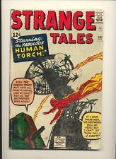 Strange Tales #101 (1962) Very Good (4.0) ~ Human Torch by Jack Kirby