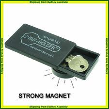 Magnetic Spare Key Holder, Keys Hide, Extra Case Storage Hider  Container