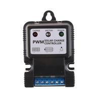 NEW Solar Panel Li-ion Battery Charger Controller Regulator PWM 6V12V10A  NT