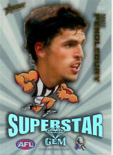 2011 Select AFL Champions Mascot Gem Card MG4 Scott Pendlebury (Collingwood)
