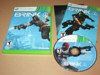 Brink for Xbox 360 Complete Fast Shipping!