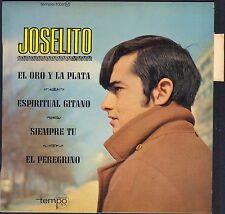 JOSELITO  EL ORO Y LA PLATA RARE 45T son DERNIER EP BIEM TEMPO 1009 NEUF MINT++