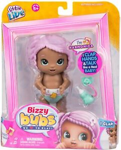 Little Live Bizzy Bubs Clap Baby Harmonica Childrens Toy NEW FREE SHIPPING