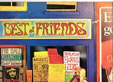 Mejor de amigos. V/A. Brett Marvin/John Heasman/Tony wetjen + 2. Orig Reino Unido Lp. en muy buena condición +