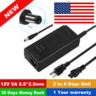 12V 4A AC Adapter Charger For HP 2311X 2311F 2311CM LED LCD Monitor Power ED