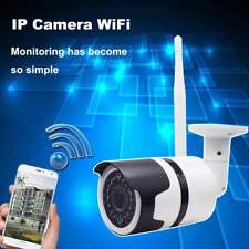 Wireless Outdoor WiFi IP Camera 1080P HD IR Security Webcam 2MP CCTV