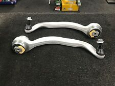 AUDI A6 ALLROAD 4BH C5 2000-2005 2 FRONT LOWER REAR TRACK CONTROL ARMS LH RH