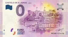 Billet Touristique 0 Euro - Lisboa, castelo S. Jorge - 2018-1
