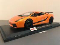 Maisto Lamborghini Gallardo Superleggera 2020 New Release Special Edition #31149