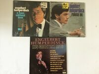 Engelbert Humperdinck 3 NM LPs Orig.Greatest Hits Release Me A Man Without Love
