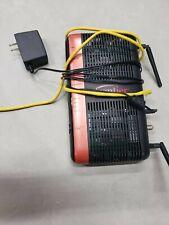 FRONTIER/Verizon Actiontec MI424WR Rev.I Modem/Router+Adapter+Cable