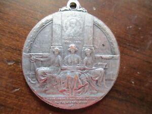 1909 Hudson Fulton Commemorative Medal
