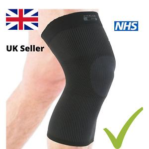 2 Unisex Copper Knee Support Compression Running  Arthritis Pain Relief Gym