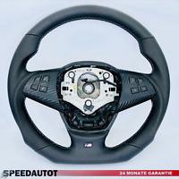 Aplati Volant en Cuir BMW E70, E71 Volant Avec Couverture Multf