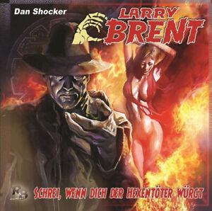 Larry Brent - Folge 29: Schrei, wenn Dich der Hexentöter würgt