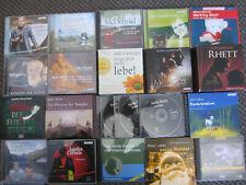 Sammlung Paket Hörbücher Krimis Romane über 70 CDs mit Medicus Rhett