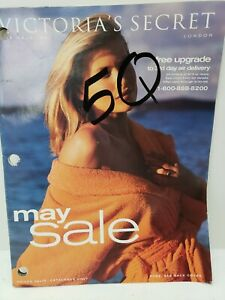 Victoria's Secret London May Sale 1998 Catalog, 83 Pages