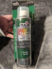 Tulip Color Shot Instant Fabric Color Paint Spray 3 oz Iridescent Unicorn 40405